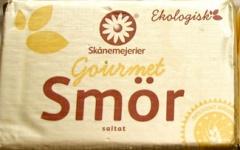 Ekologiskt smör