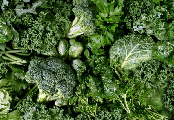 Giftrenande grönsaker